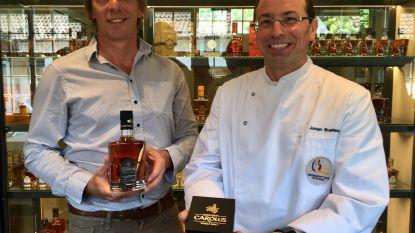 Gouden Carolus is nu ook whiskypraline