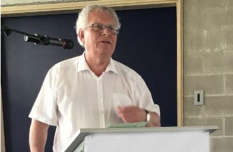 Geert Messiaen breekt een lans voor het behoud van het solidariteitsprincipe in de gezondheidszorg