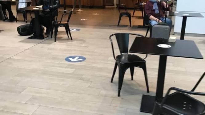 Op Zaventem kan je wél nog tafelen (voorbij de veiligheidscontrole)