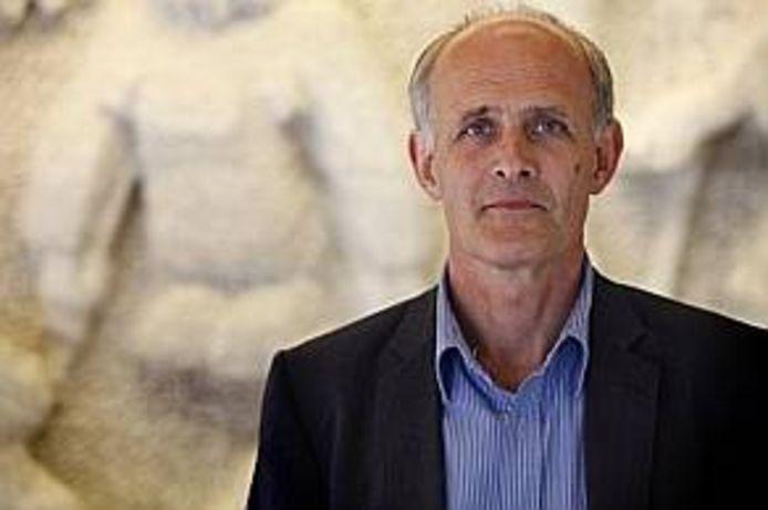Jim van Steenbergen, lid van het Outbreak Management Team.