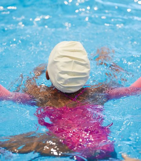Anderhalf jaar verder en nog altijd in badje 2, halen we ooit nog een zwemdiploma?