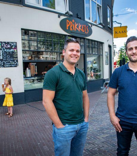 Broers nemen horecazaak Prikkels over: 'Samen zorgen dat we het overleven'
