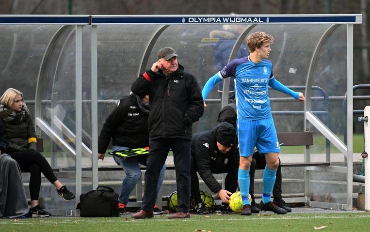 """Johan Houben naast invaller Andreas Dewaet: """"Ik tref hier niet alleen de schuld."""""""