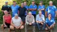 Verenigde Vissers verzamelen aan Waterspaarbekken