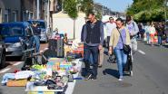 Rommelmarkt en bakschieten in Heizijde