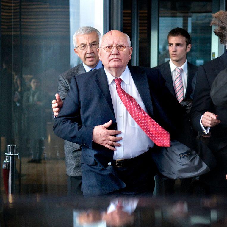 Oud-president van de Sovjet-Unie, Michail Gorbatsjov, is erelid van de Club van Rome. In 2009 hield hij een toespraak bij de bijeenkomst in Amsterdam. Beeld