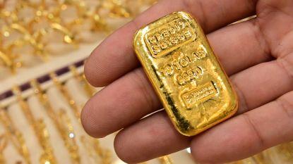 Goudprijs voor de eerste keer ooit boven de 2.000 dollar