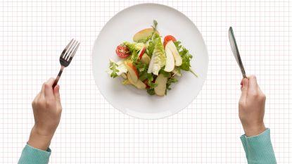Een salade als ontbijt: eet jij het?