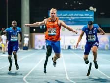'Bladerunner' Ronald Hertog zegt topsport vaarwel