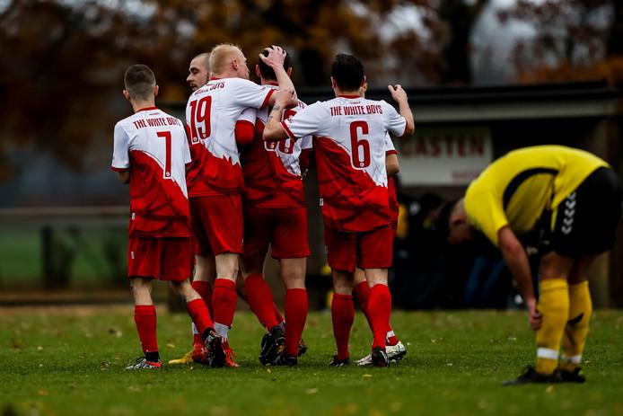 Het Poolse elftal van The White Boys boekte al de nodige successen en is allesbehalve het lachertje van de vijfde klasse.