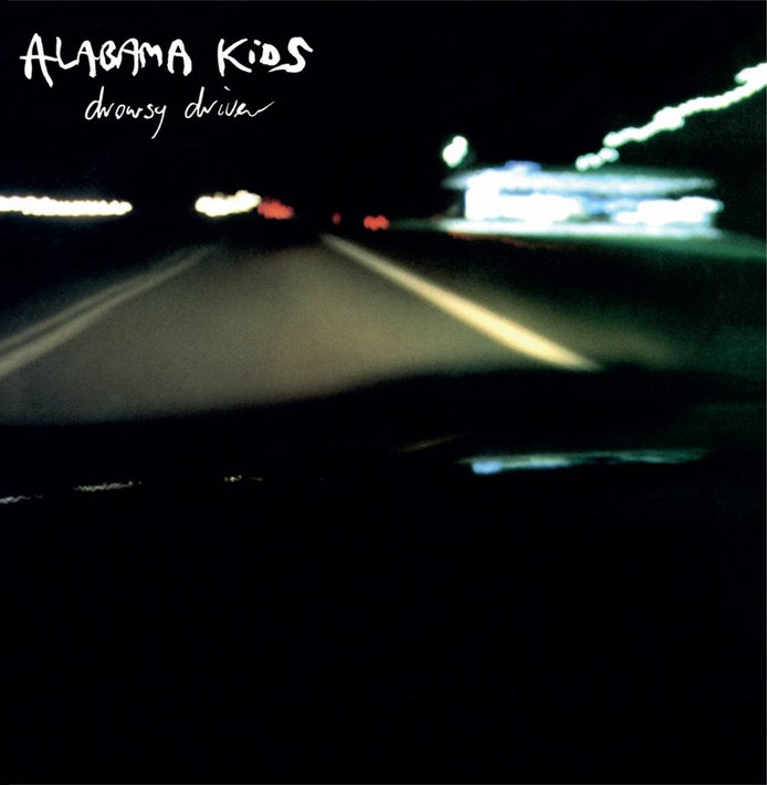 De cover van het album 'Drowsy driver'.