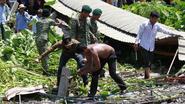 Zeker 23 doden bij instorting textielfabriek Cambodja