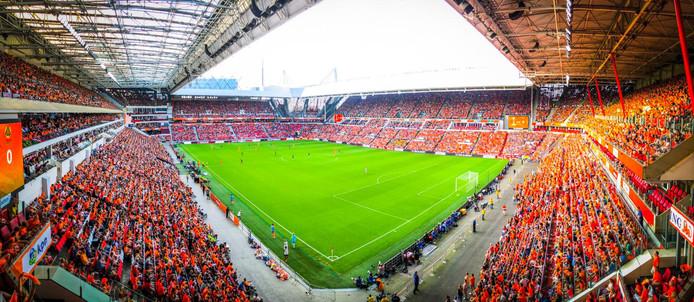 Een vol Philips Stadion.