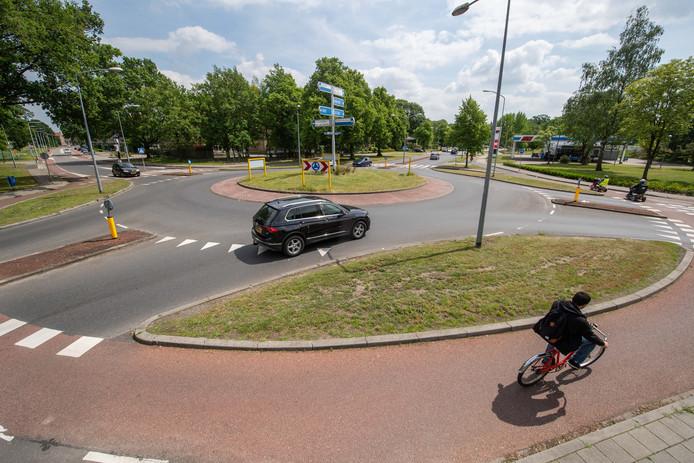 De Aalderinksingel in Almelo: de gevaarlijkste weg van Nederland