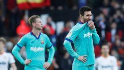 Van 6 miljoen salaris per maand naar 1.411 euro? Barcelona-voorzitter wil tijdelijke werkloosheid voor spelers, ook voor Lionel Messi