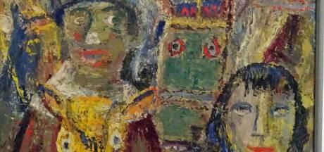 Zwolse theaters schenkt schilderijen van 'de schilder van Giethoorn' aan museum