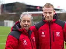 Van Staa pakt eerste punt bij rentree als coach Go Ahead Eagles