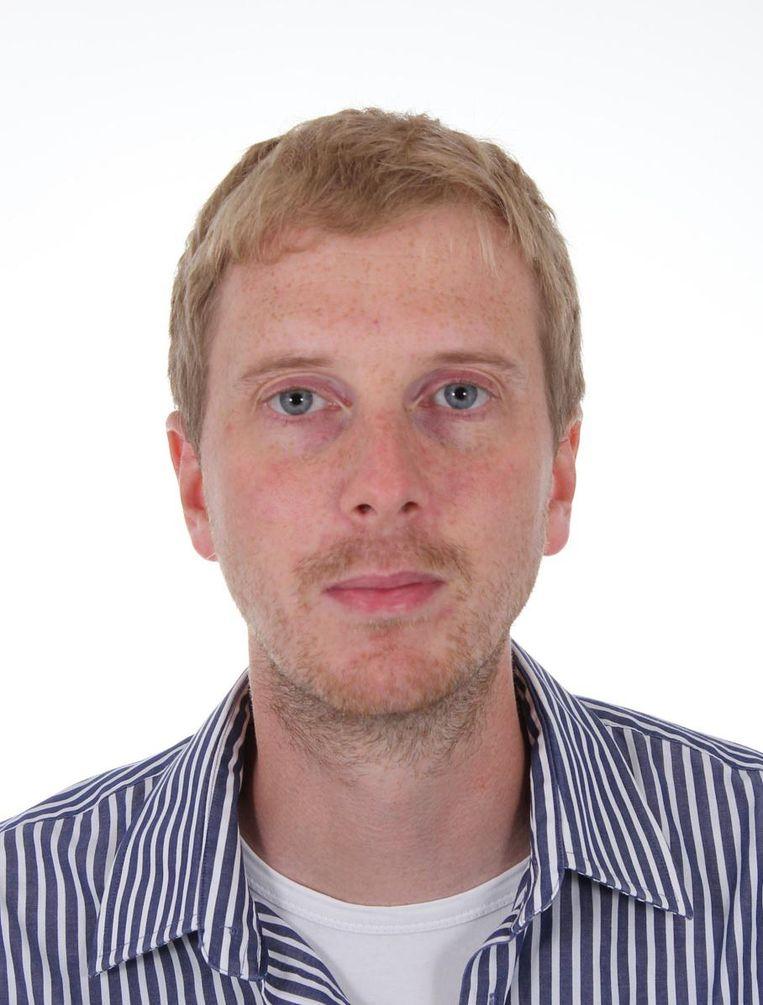Jeroen Langelaar Beeld