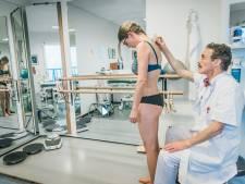 Geen blootstelling meer aan straling: echografie vervangt röntgenfoto bij scoliose-onderzoek