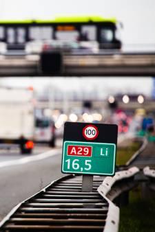 'Extra tankstations, vrachtwagenparkeerplaatsen én horeca bij de A29'