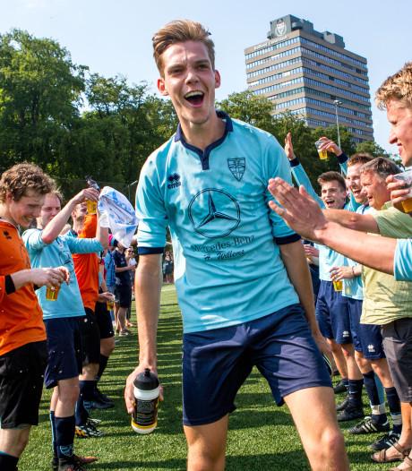 FC Kunde boekt monsterzege op Hatert: 15-1
