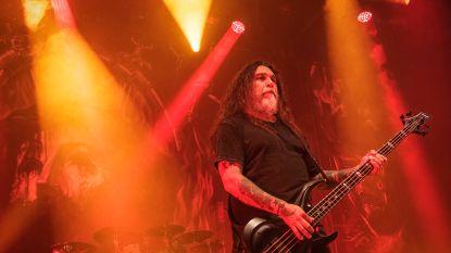 Metalband Slayer neemt na 37 jaar afscheid in Zwolle