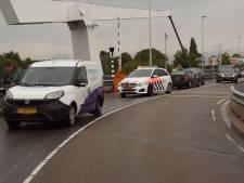 Veel verkeershinder door ongeval op Bedrijvenweg in Doetinchem