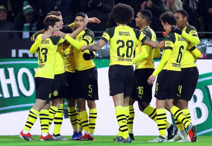 Borussia Dortmund.