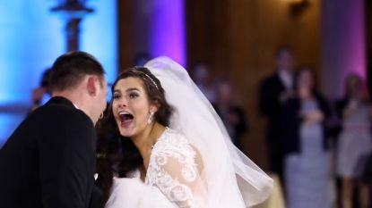 VIRAL3 Feel Good Friday: bruid krijgt verrassing van haar leven tijdens openingsdans