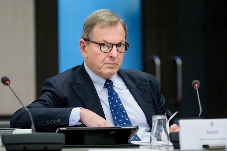 Frits Bakker, bestuurslid Raad voor de rechtspraak. Beeld anp