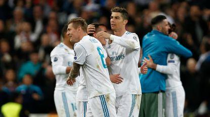 """Onze Chef Voetbal ziet hoe Real Madrid ópnieuw door het oog van de naald kruipt: """"Houdini's, zijn het"""""""