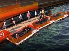 Robotboten als alternatief voor brug naar Marineterrein