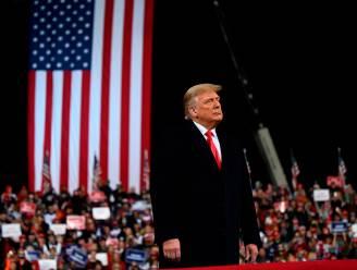 """Trump steeds verder van het padje af: """"We zijn deze verkiezing aan het winnen"""""""