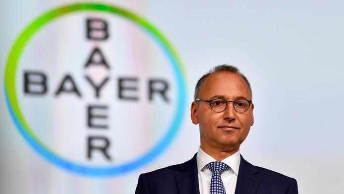 Werner Baumann (CEO de Bayer)