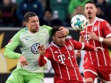 Ontevreden ex-PSV'er Bruma stuurt aan op vertrek bij VfL Wolfsburg