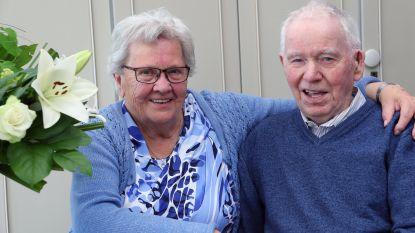 Al 65 jaar huwelijksgeluk voor Frans en Rosa