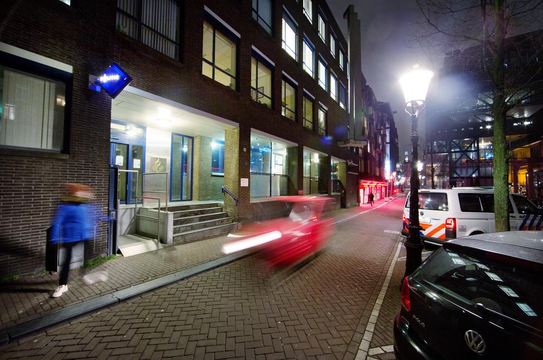 Bureau Lijnbaansgracht. Beeld Jean-Pierre Jans