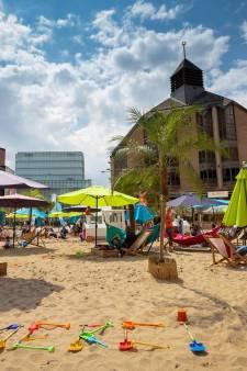 Un mois de plage urbaine à partir du 4 juillet au coeur de Louvain-la-Neuve