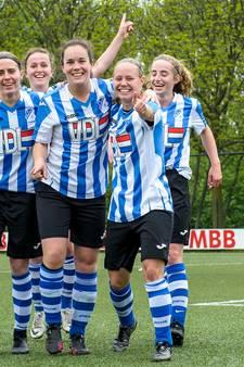 Voetbalsters FC Eindhoven spelen woensdag tegen Sc 't Zand om titel