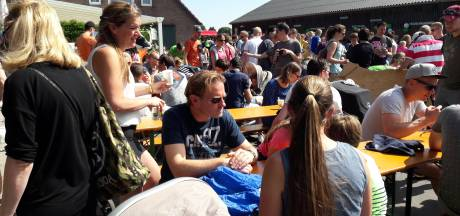 Grote drukte bij Nillesen in Groesbeek tijdens Open Boerderijdag