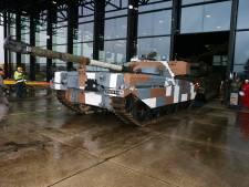 Tank uit Koude Oorlog te zien in Nationaal Militair Museum