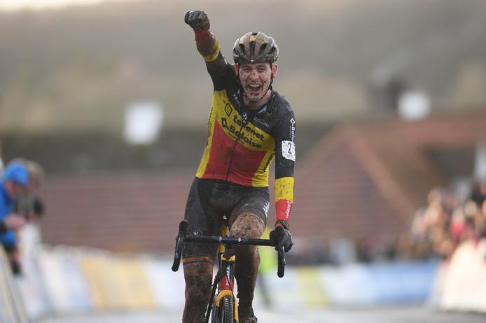 Winnaar Toon Aerts.