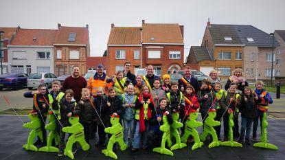 "Oudenburgse kindergemeenteraad neemt verkeersveiligheid onder de loep: ""We zoeken meters en peters voor Veilige Victor"""