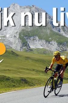 In het Wiel: Rijdt iemand Froome nog uit het geel in laatste bergrit?