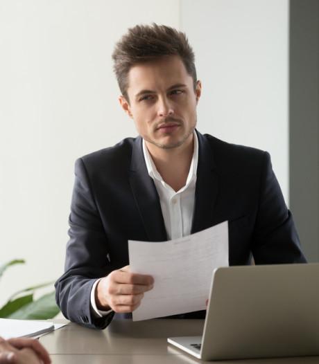 Driekwart cv's bevat onwaarheden: 'Mensen zijn bang dat ze baan anders niet zullen krijgen'