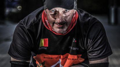 """Ludo start vanavond al aan Gent-Wevelgem en doet dat al lopend, de volledige 251 km: """"Ik zal 100 keer doodgaan"""""""