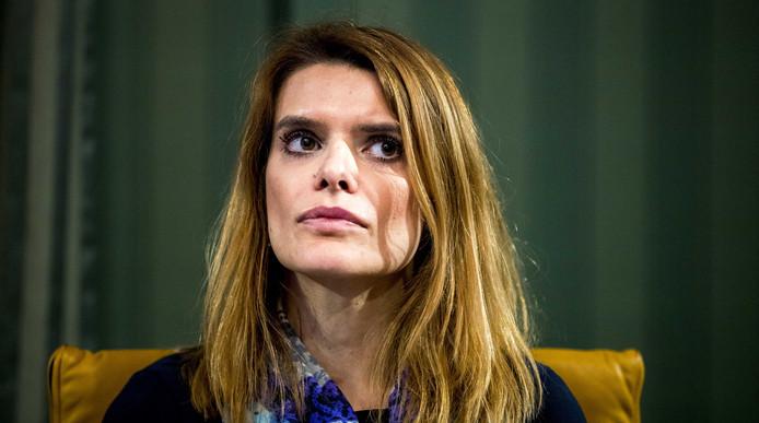 Staatssecretaris Barbara Visser van Defensie