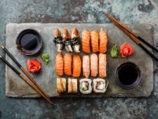Is sushi slecht voor je?