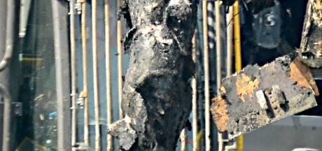 Laatste varkens vandaag geruimd bij verwoeste megastal Knorhof