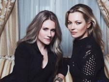 Nikkie Plessen elke drie weken bij Kate Moss over de vloer